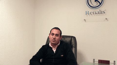 Ángel Mercado – Paciente con Insuficiencia Renal