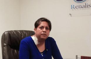Mari Carmen Rodríguez – Paciente en Hemodiálisis
