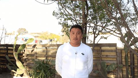 Santiago Martínez – Paciente con Trasplante Renal