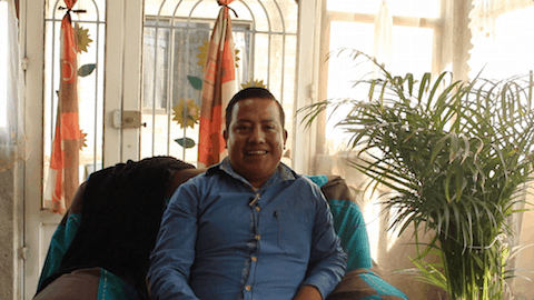 Saúl González – Paciente con Trasplante Renal