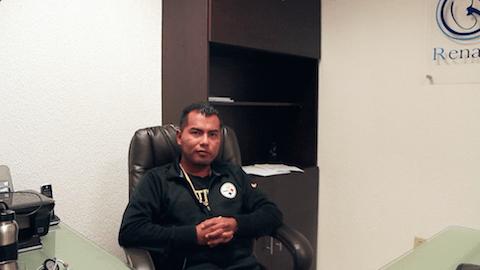 Michel Mondragón – Paciente con Trasplante Renal