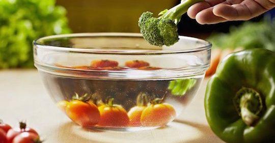 ¿Cómo disminuir el potasio de la dieta?